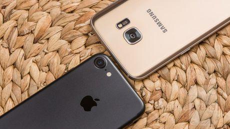 So sanh anh chup tu camera iPhone 7 voi Galaxy S7 Edge - Anh 1