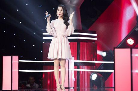 Kho hieu gu thoi trang cua Chi Pu o chuong trinh The Voice Kids - Anh 3