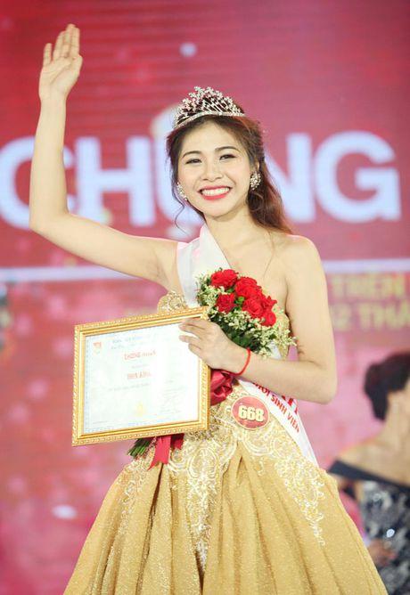 Hoa khoi sinh vien Ha Noi 2016 da tim ra chu nhan moi - Anh 1