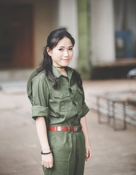 Kinh ngac voi su 'lot xac' nhan sac cua Thuy Chi - Anh 8
