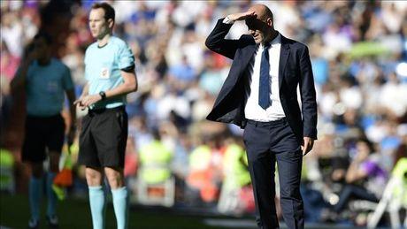 Zinedine Zidane chang hon gi Rafa Benitez sau 7 vong dau tien - Anh 2