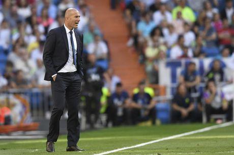 Zidane cam doan Real khong khung hoang - Anh 1