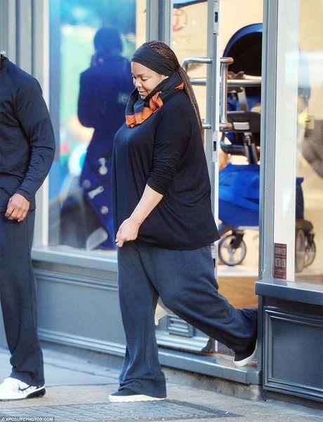 Janet Jackson so se khi mang thai con dau long o tuoi 50 - Anh 2