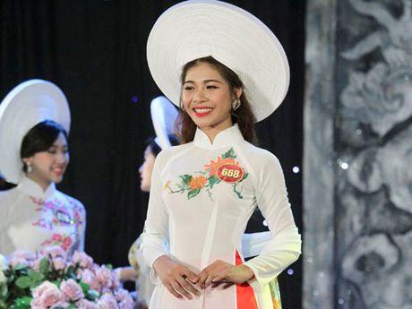 Chan dung xinh dep cua tan Hoa khoi Sinh vien Ha Noi - Anh 2