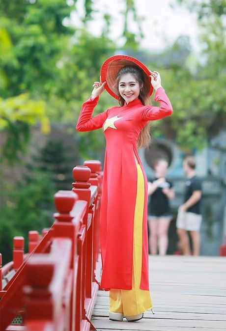 Chan dung xinh dep cua tan Hoa khoi Sinh vien Ha Noi - Anh 4