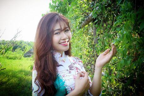 Chan dung xinh dep cua tan Hoa khoi Sinh vien Ha Noi - Anh 7