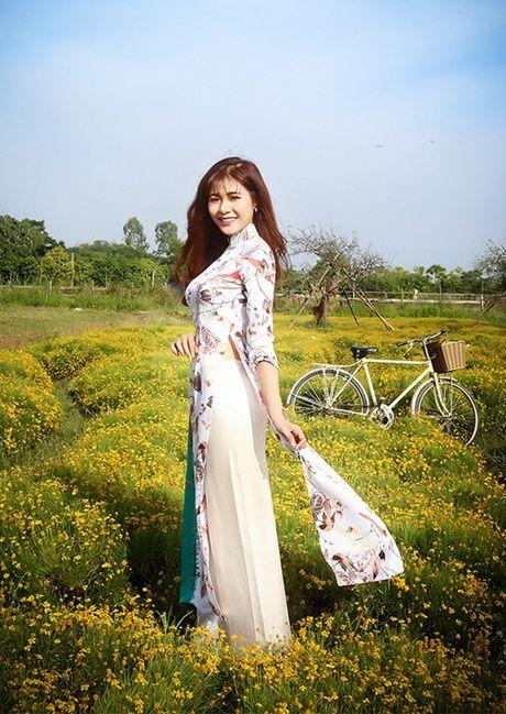 Chan dung xinh dep cua tan Hoa khoi Sinh vien Ha Noi - Anh 9