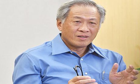 Singapore: Tau Hai canh TQ gay xung dot o Bien Dong - Anh 1
