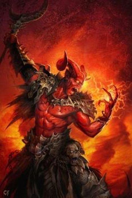Giai ma nhung chi tiet 'son da ga' ve quy Satan - Anh 3
