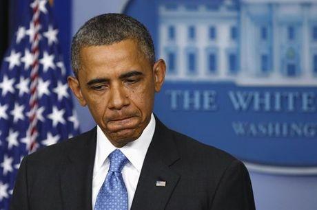"""""""Qua dang"""" danh cho Tong thong Barack Obama - Anh 1"""