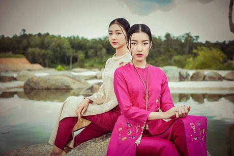 Dan nguoi dep Hoa hau Viet Nam dep me man voi ao dai - Anh 10