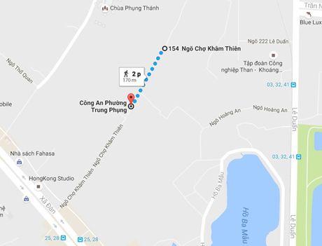 Vu truy sat o cho Kham Thien: Nghi pham la chong nan nhan - Anh 2