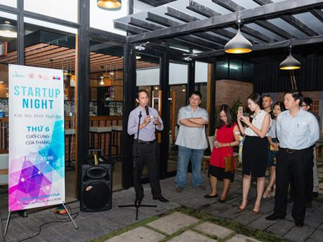 Startup Night ket noi cong dong khoi nghiep - Anh 1
