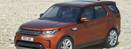 Land Rover Discovery 2017 - noi that full cua full option - Anh 1