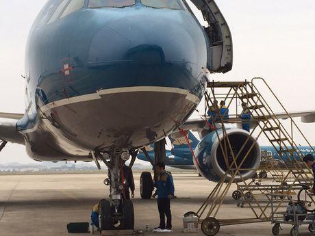 Sieu Boeing787 va Boeing777 hong dong co vi dung chim troi - Anh 1