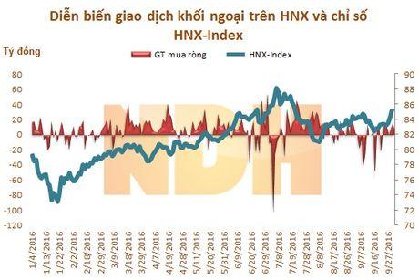 9 thang dau nam: Khoi ngoai tren HOSE 'thao chay', ban rong hon 5.247 ty dong - Anh 4