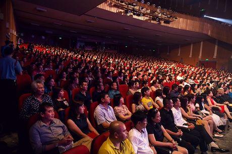 'Sao' no nuc xem show cua Mr Dam - Anh 19