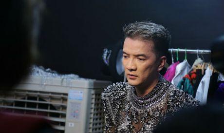 'Sao' no nuc xem show cua Mr Dam - Anh 1