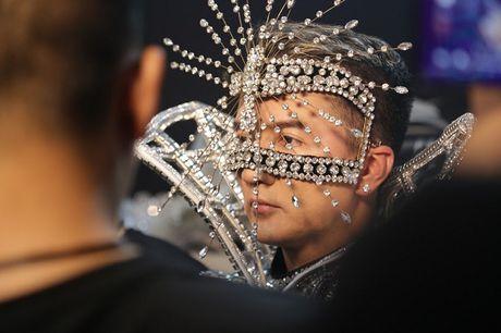 'Sao' no nuc xem show cua Mr Dam - Anh 8