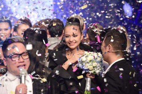 Ngoc Chau tro thanh tan quan quan Vietnam's Next Top Model - Anh 1