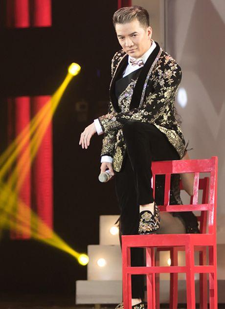20 bo do lap lanh cau ky cua Mr. Dam trong 'Diamond show' - Anh 6