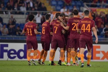AS Roma da bai Inter tai Olimpico - Anh 1