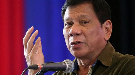 Tong thong Duterte: Nga – Trung ung ho Philippines chi trich My - Anh 1