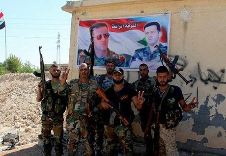 Tinh hinh Syria 3/10: Tho Nhi Ky bat dau chien dich moi tai Syria - Anh 2