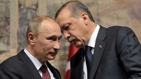 Erdogan muon nang tam quan he Nga - Tho - Anh 1