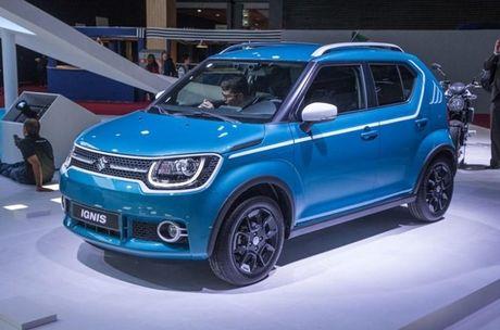 Suzuki tung mau xe gia re chi… 169 trieu dong - Anh 1