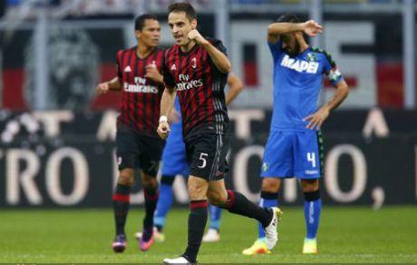 AC Milan – Sassuolo: Kich ban khong tuong - Anh 1