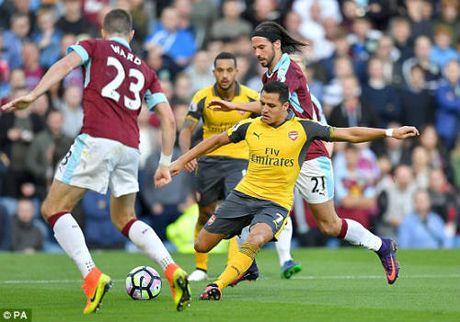 Burnley - Arsenal: Phut bu gio dinh menh - Anh 1