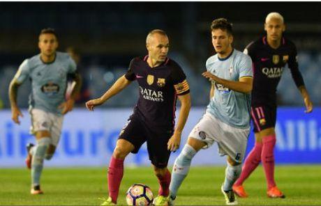 Tin HOT sang 3/10: Iniesta cham moc 600 tran cho Barca - Anh 1