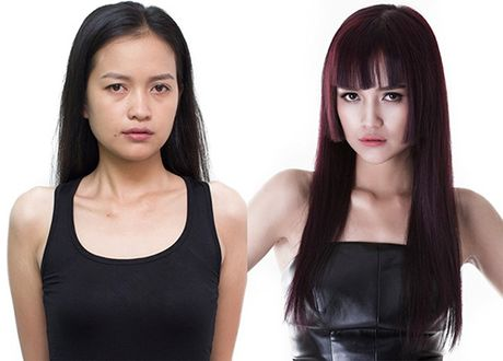 Duong toi Quan quan Vietnam's Next Top Model cua Ngoc Chau - Anh 3