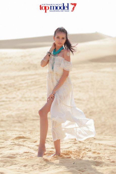 Duong toi Quan quan Vietnam's Next Top Model cua Ngoc Chau - Anh 7