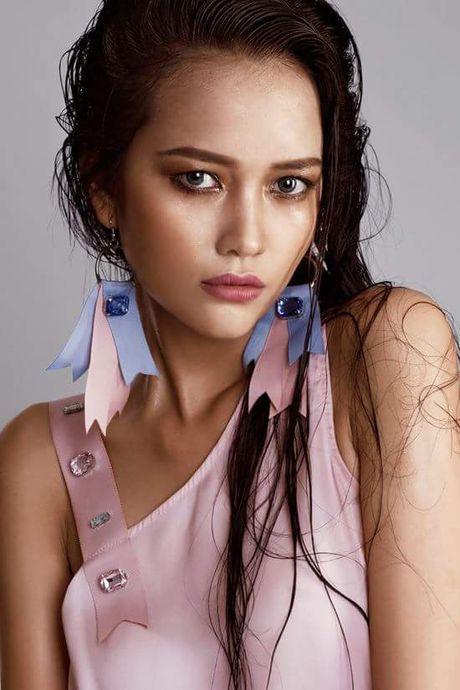 Day la quan quan it bi nem da nhat trong lich su Vietnam's Next Top Model - Anh 5
