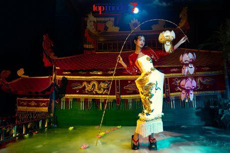 Day la quan quan it bi nem da nhat trong lich su Vietnam's Next Top Model - Anh 7