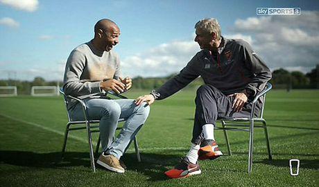Wenger tu tin vo dich, tin Sanchez ngang co Suarez - Anh 2