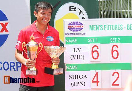 Chinh thuc: Hoang Nam tang 228 bac xep 701 the gioi - Anh 1