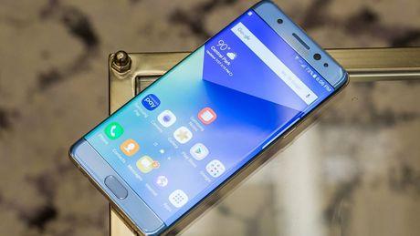 Thu hoi Galaxy Note 7 bi loi: Samsung xin Viet Nam mien thue - Anh 2