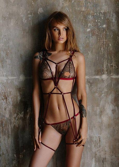Ngay ngat ngam Anastasia Shcheglova qua sexy va nong bong - Anh 6