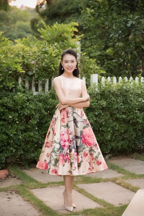 A hau Tu Anh, Thanh Tu chuc mung Ngoc Han thanh 'ba chu' - Anh 10