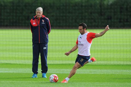 Ban tin The thao: Wenger quyet dinh tuong lai cua Cazorla - Anh 1