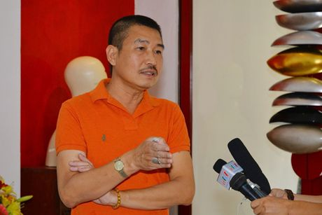 Hoa si Le Thiet Cuong: 'Mat' cua nhung chieu da nghia - Anh 4