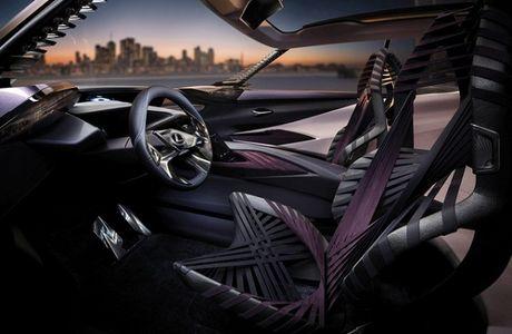 Chiem nguong thiet ke tao bao cua Lexus UX concept - Anh 2