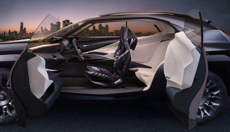 Chiem nguong thiet ke tao bao cua Lexus UX concept - Anh 6