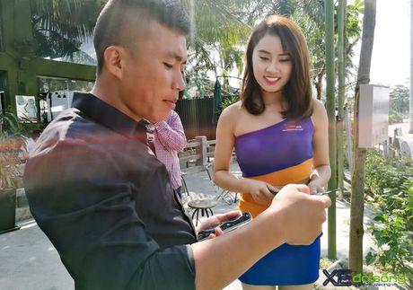 Doan xe cung chan dai dieu hanh co dong Trien lam oto Viet Nam 2016 - Anh 17