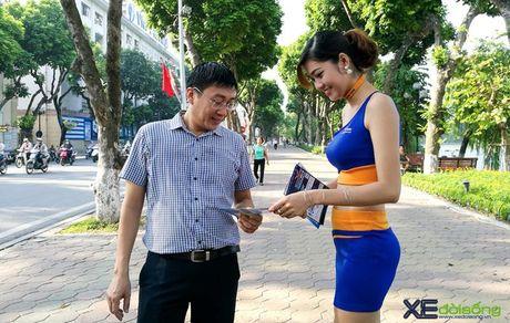 Doan xe cung chan dai dieu hanh co dong Trien lam oto Viet Nam 2016 - Anh 8