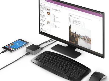 Tinh nang moi cho Continuum 2.0 tren Windows 10 Mobile - Anh 1
