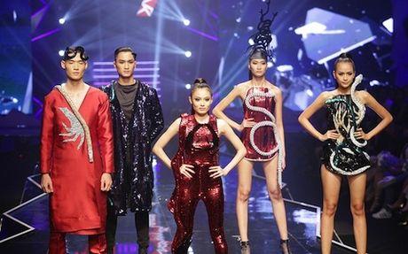Ngoc Chau tro thanh quan quan Vietnam's next top model 2016 - Anh 1